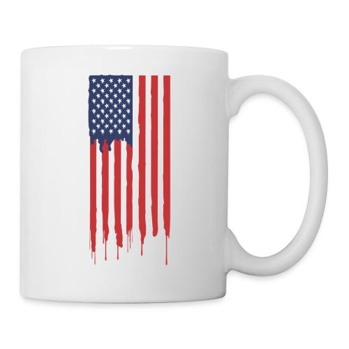American flag - Coffee/Tea Mug