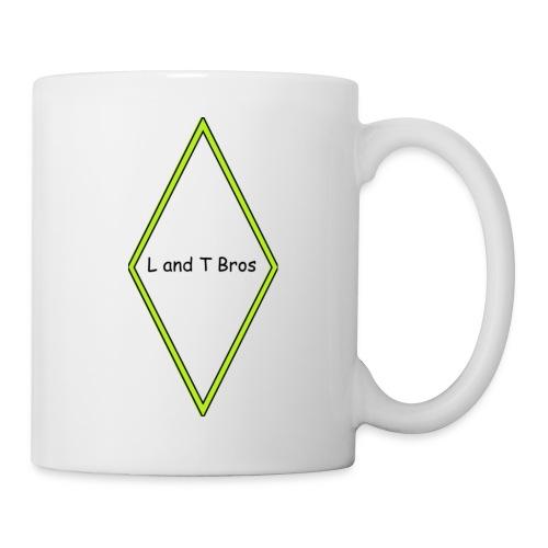 L and T Bros Shirt - Coffee/Tea Mug