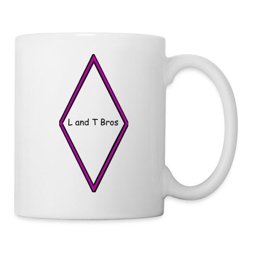 L and T Bros Shirt Purple - Coffee/Tea Mug