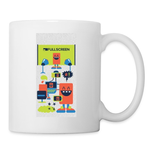 iphone5screenbots - Coffee/Tea Mug