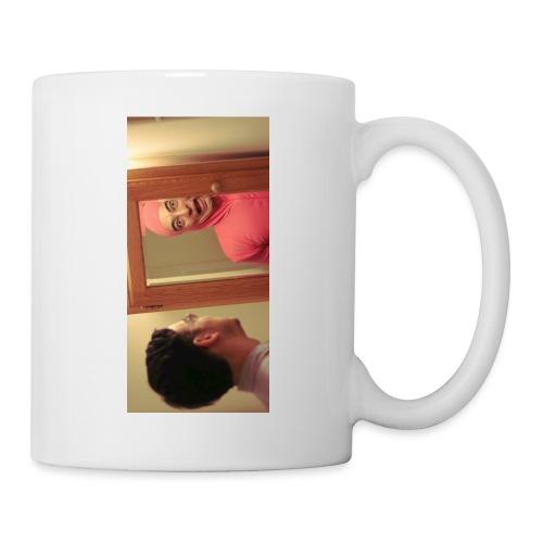 pinkiphone5 - Coffee/Tea Mug