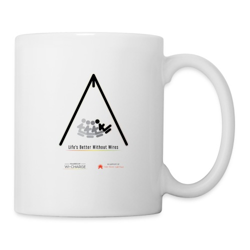 Life's better without wires: Swing - SELF - Coffee/Tea Mug