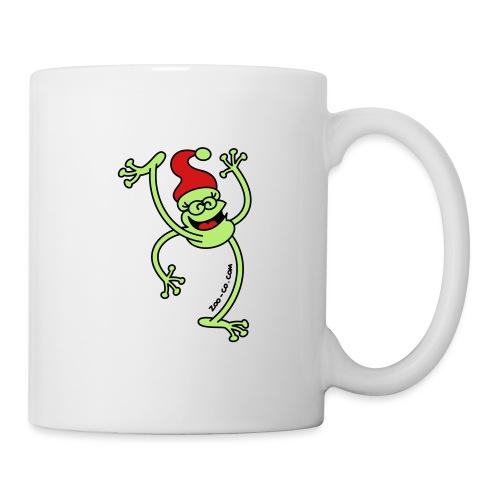 Merry Christmas Frog - Coffee/Tea Mug