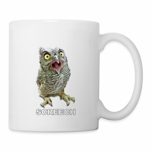 Screech Owl Patient at WildCare - Coffee/Tea Mug