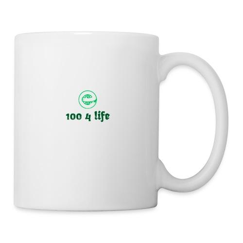 Kristen 4 life 100 subscriber celebration - Coffee/Tea Mug