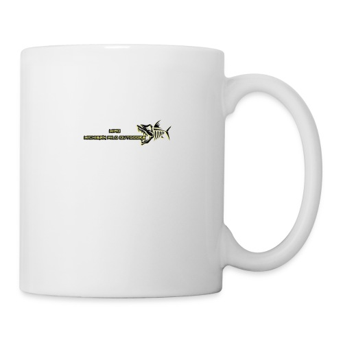 MIWO Skeleton Logo - Coffee/Tea Mug