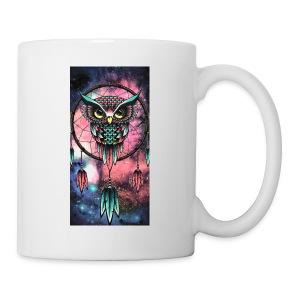 Owl dreamcatcher - Coffee/Tea Mug
