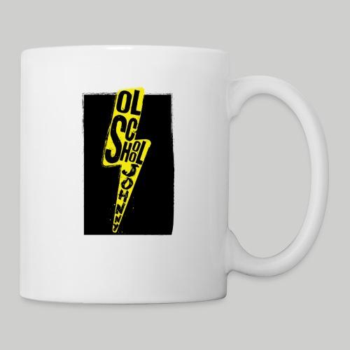 Ol' School Johnny Colour Lightning - Coffee/Tea Mug