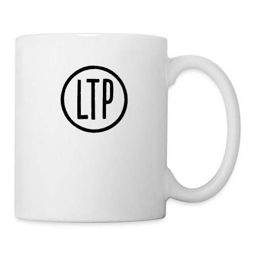 LTP White T-Shirt - Coffee/Tea Mug