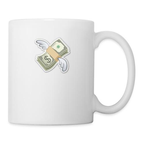 Money With Wings - Coffee/Tea Mug