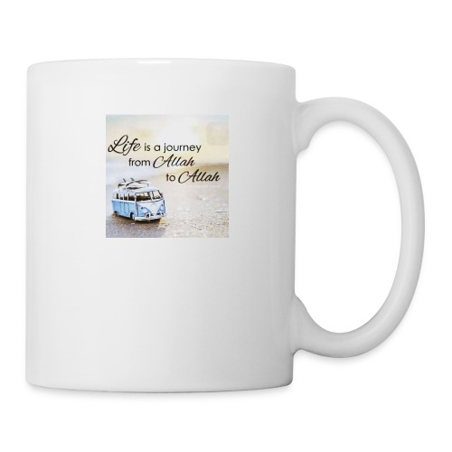 Life is a Journey - Coffee/Tea Mug