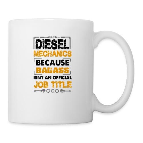 Diesel Mechanic - Coffee/Tea Mug