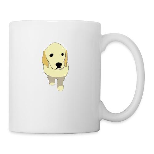 Golden Retriever puppy - Coffee/Tea Mug