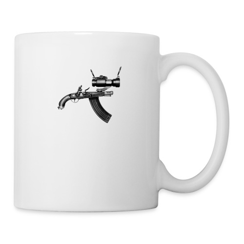Ugly Gun - Coffee/Tea Mug