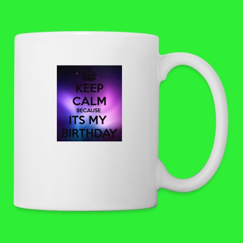 keep calm its my birthday - Coffee/Tea Mug
