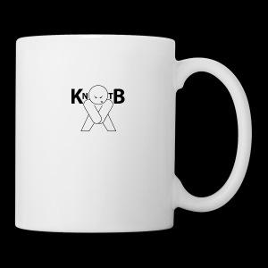 KickNtheBalls Logo 1 - Coffee/Tea Mug
