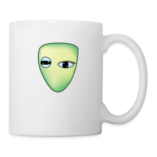 Green Raelien - Coffee/Tea Mug