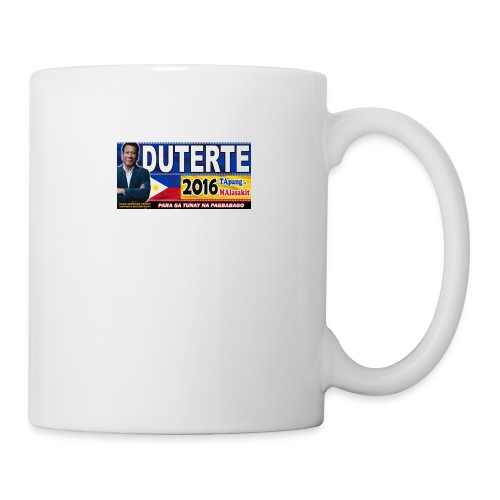 Duterte Icon - Coffee/Tea Mug