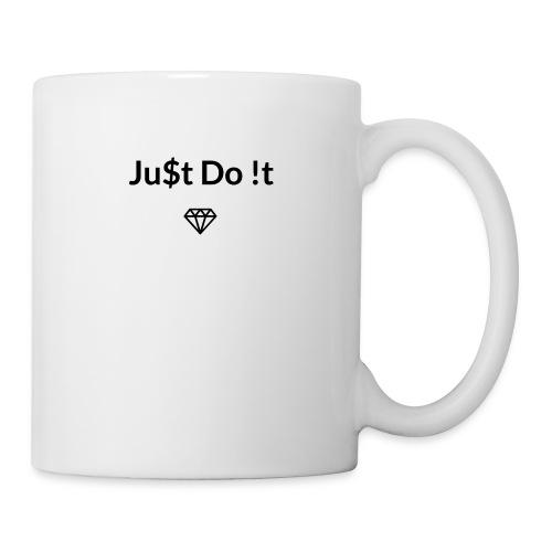 Ju$t Do !t logo - Coffee/Tea Mug