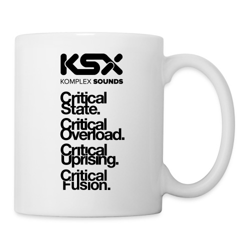 Komplex Labels - Coffee/Tea Mug