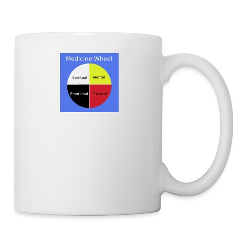 Native Medicine Wheel - Coffee/Tea Mug
