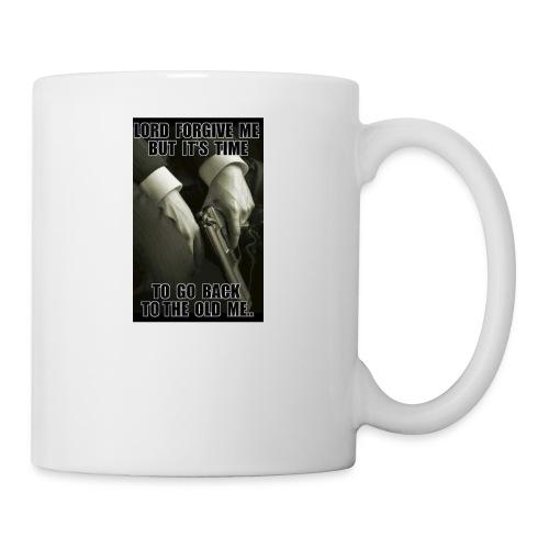 Forgive Me Lord - Coffee/Tea Mug