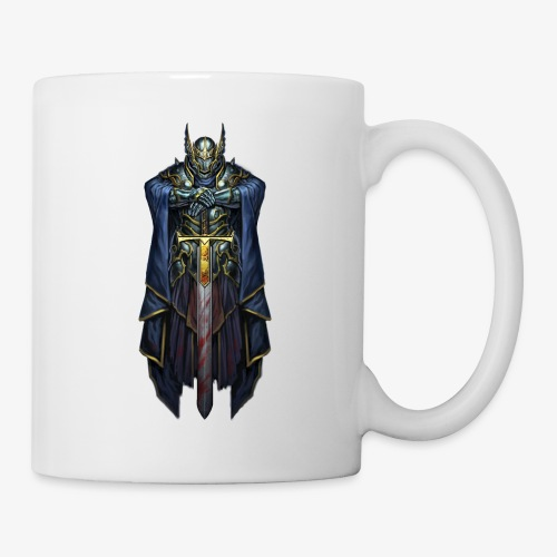 Titanium Templar Knight Logo - Coffee/Tea Mug