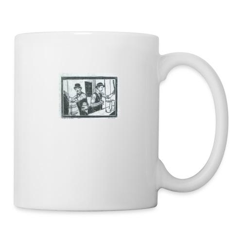 behind the bar - Coffee/Tea Mug