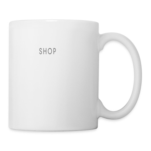 logo with grey - Coffee/Tea Mug