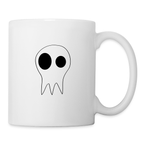The Grims Skull Logo - Coffee/Tea Mug