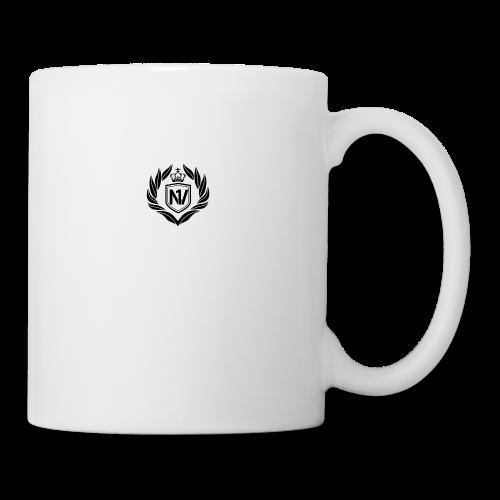 Number One Village Logo Black - Coffee/Tea Mug