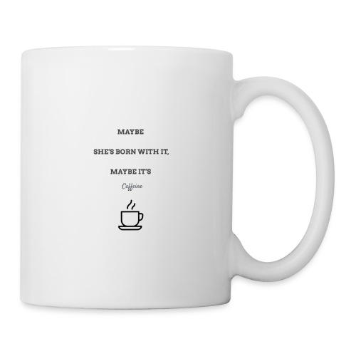 Caffeine - Coffee/Tea Mug