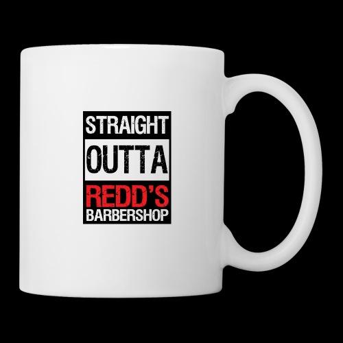 Straight Outta Redd's Barbershop - Coffee/Tea Mug