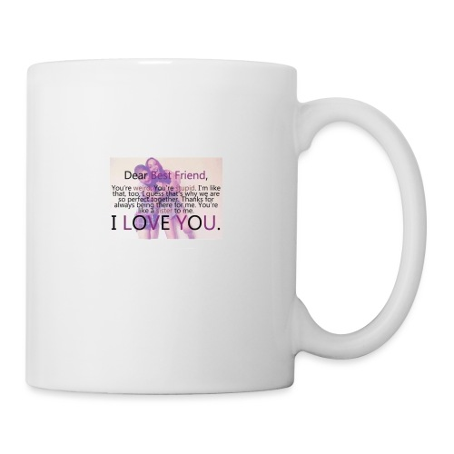 Cute best friends - Coffee/Tea Mug