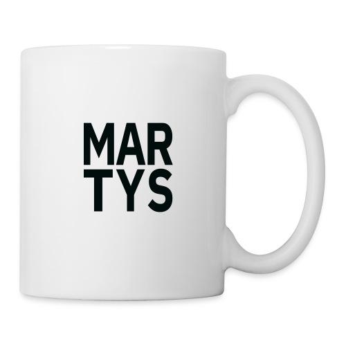 martys black - Coffee/Tea Mug