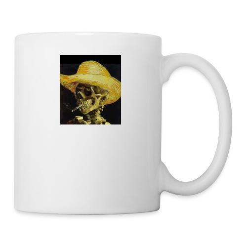 smoking dead - Coffee/Tea Mug
