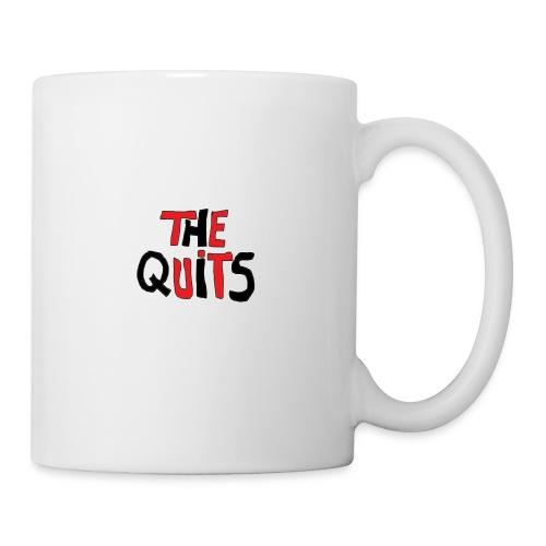 quits logo - Coffee/Tea Mug