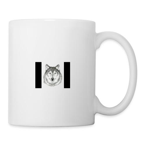 Wolf Gaming Live Stream Shirt - Coffee/Tea Mug