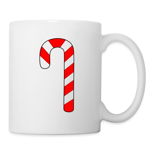 Candy Cane - Coffee/Tea Mug