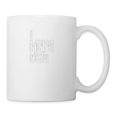 I LOVE HATE YOU - Coffee/Tea Mug