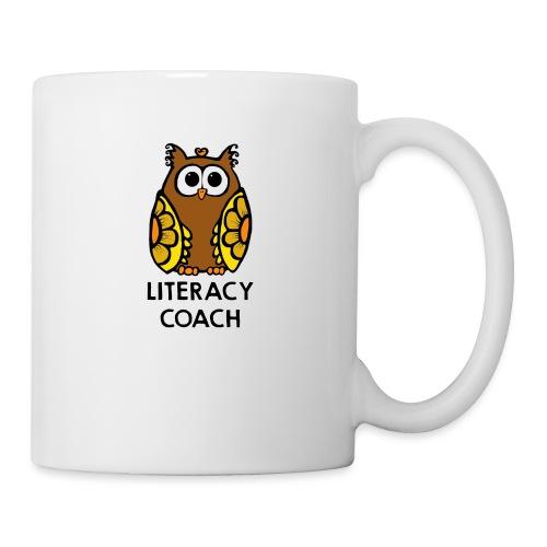 literacy coach png - Coffee/Tea Mug