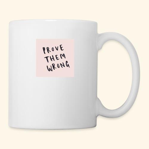 show em what you about - Coffee/Tea Mug