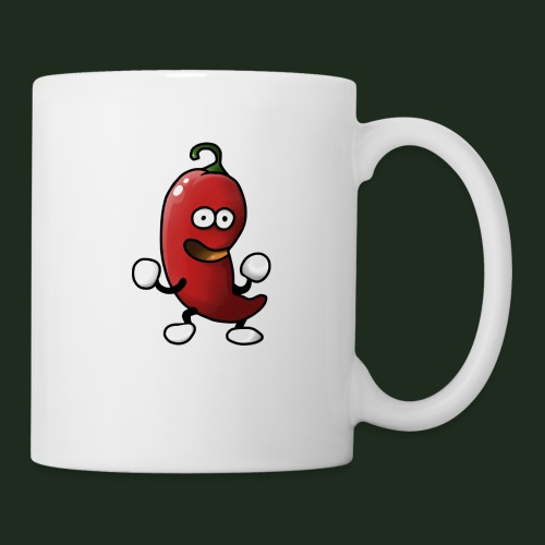 Detailed Chilli - Coffee/Tea Mug
