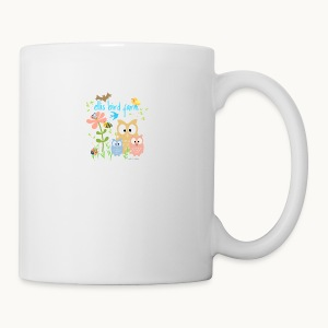 NATURE - Ellis Bird Farm - Carolyn Sandstrom - Coffee/Tea Mug
