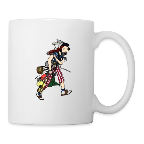 Liberty Girl - Coffee/Tea Mug
