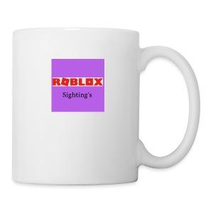 Roblox Sightings MERCH - Coffee/Tea Mug
