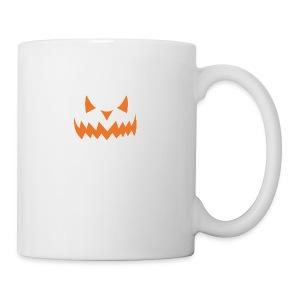 Jack o Lantern Halloween Pumkin face scary Costume - Coffee/Tea Mug