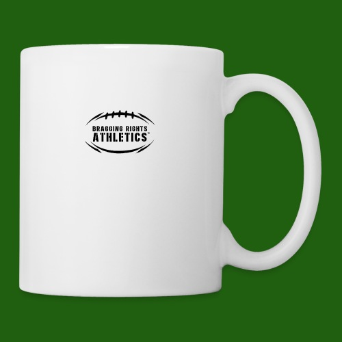 BRA Football Outline - Coffee/Tea Mug