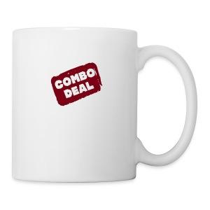 Combodeal Transparent Logo - Coffee/Tea Mug