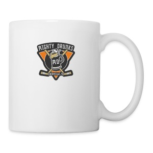 Drunks Logo - Coffee/Tea Mug